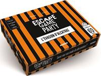 Escape Game Party - livre jeu, édition Mango