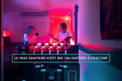 Activité sans Pass Sanitaire à Montpellier