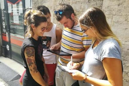 Opération Mindfall - escape game dans les rue de Montpellier
