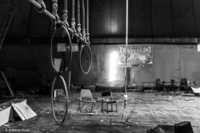 Le cirque des freaks à Montpellier